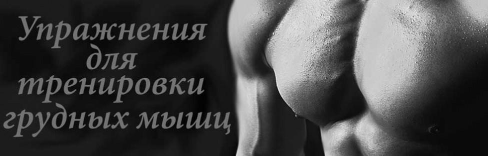 Тренировка груди