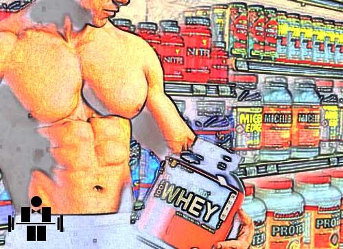 Как купить качественное спортивное питание
