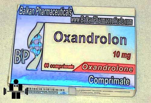 oksandrolon