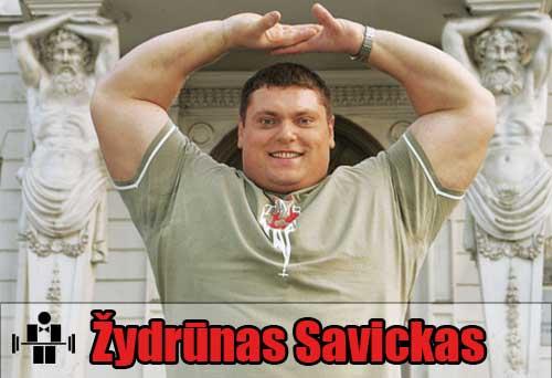 samie_silnie_Žydrūnas_Savickas
